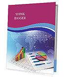 Colorful Diagram Presentation Folder