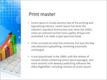 Красочные Диаграмма Шаблоны презентаций PowerPoint