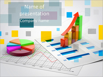 Financial Reporting PowerPoint Template
