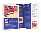 Kids Shoes Brochure Templates