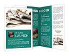 Fresh Newspapers Brochure Templates