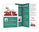 Loan Percent Brochure Templates