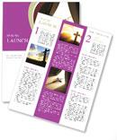 Jesus Newsletter Template