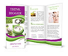 Face Cream Brochure Templates