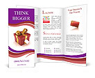 Gift Box Brochure Templates