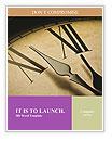 Ancient Clock Word Templates