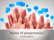 Dialog PowerPoint Templates