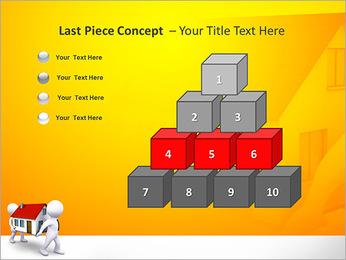 Carry Casa Modelos de apresentações PowerPoint - Slide 11