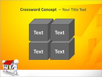 Carry Casa Modelos de apresentações PowerPoint - Slide 19