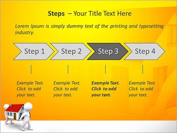 Carry Casa Modelos de apresentações PowerPoint - Slide 4