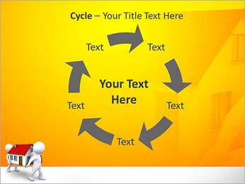 Carry Casa Modelos de apresentações PowerPoint - Slide 42