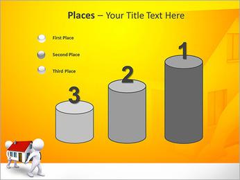 Carry Casa Modelos de apresentações PowerPoint - Slide 45