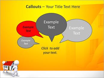 Carry Casa Modelos de apresentações PowerPoint - Slide 53