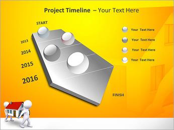 Carry Casa Modelos de apresentações PowerPoint - Slide 6
