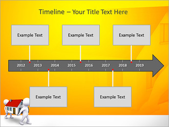 Carry Casa Modelos de apresentações PowerPoint - Slide 8