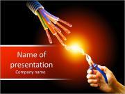 Робат против человека Шаблоны презентаций PowerPoint