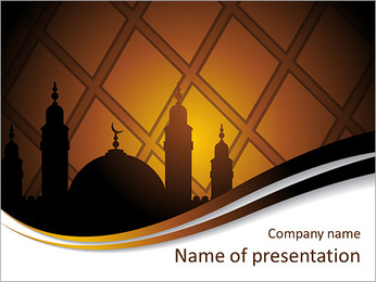 Ислам Религия Шаблоны презентаций PowerPoint