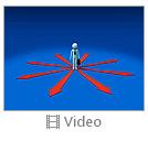 Businessman In Center Point Videos