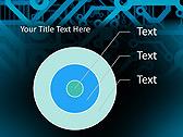 Technology Scheme Animated PowerPoint Template - Slide 17