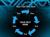 Technology Scheme Animated PowerPoint Template - Slide 20