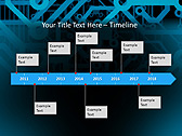 Technology Scheme Animated PowerPoint Template - Slide 6
