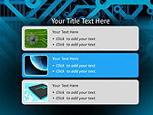 Technology Scheme Animated PowerPoint Template - Slide 8