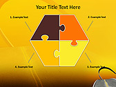 Twisting Road Animated PowerPoint Template - Slide 11