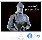 Knight Animated PowerPoint Template