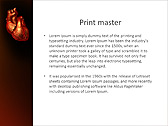 Human Heart Animated PowerPoint Template - Slide 35