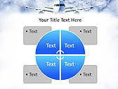Plane Flight Animated PowerPoint Template - Slide 14
