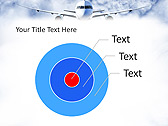 Plane Flight Animated PowerPoint Template - Slide 17
