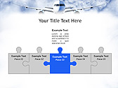 Plane Flight Animated PowerPoint Template - Slide 19
