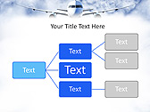 Plane Flight Animated PowerPoint Template - Slide 22