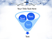 Plane Flight Animated PowerPoint Template - Slide 24