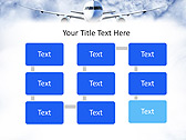 Plane Flight Animated PowerPoint Template - Slide 26