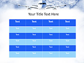 Plane Flight Animated PowerPoint Template - Slide 32