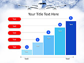Plane Flight Animated PowerPoint Template - Slide 33