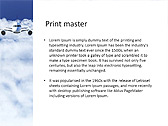 Plane Flight Animated PowerPoint Template - Slide 35