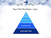 Plane Flight Animated PowerPoint Template - Slide 4