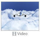 Plane Flight Video