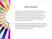 Pencils In Circle Animated PowerPoint Template - Slide 35