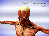 Human Anatomy Animated PowerPoint Template - Slide 1