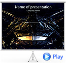 UFO Animated PowerPoint Templates