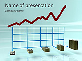 Economics Animated PowerPoint Template - Slide 1