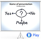 Possibility Animated PowerPoint Template