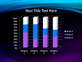 Blue Lines Design Animated PowerPoint Template - Slide 29