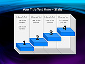 Blue Lines Design Animated PowerPoint Template - Slide 7