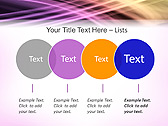 Lilac Abstraction Animated PowerPoint Template - Slide 10