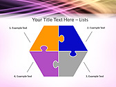 Lilac Abstraction Animated PowerPoint Template - Slide 11