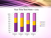 Lilac Abstraction Animated PowerPoint Template - Slide 29